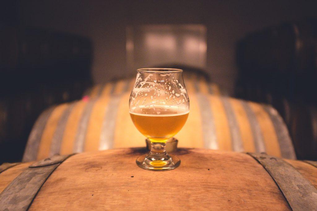 Craft Beer vom Fass
