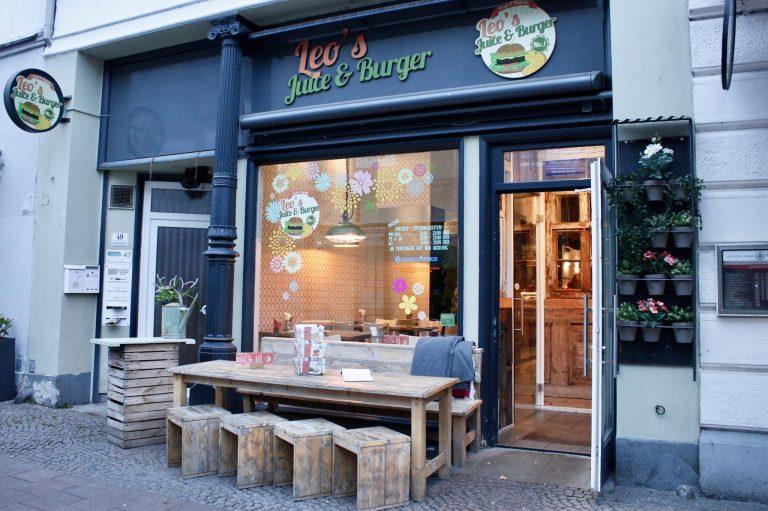 Leo's Juice & Burger © www.juiceandburger.de
