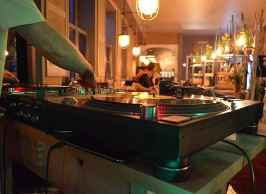 Loge 4 - Theaterklause © www.loge4.de